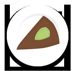 chocolatte sponge
